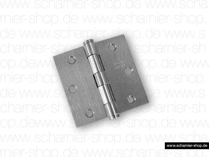 Edelstahl Scharniere A2 Rostfrei V2A Türscharnier Möbelscharnier Scharnier 8569